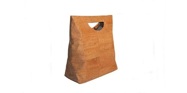 Einkaufstasche aus Kork