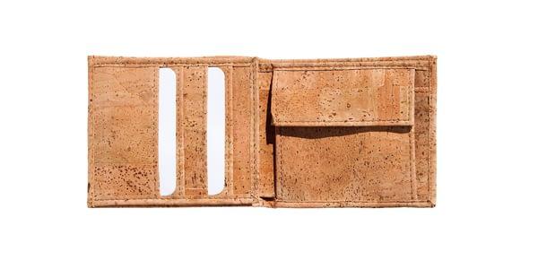 Korken Brieftasche